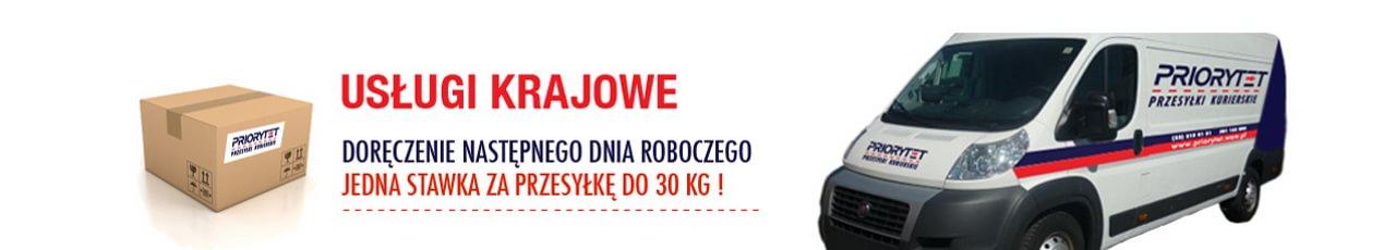 Tani kurier Warszawa