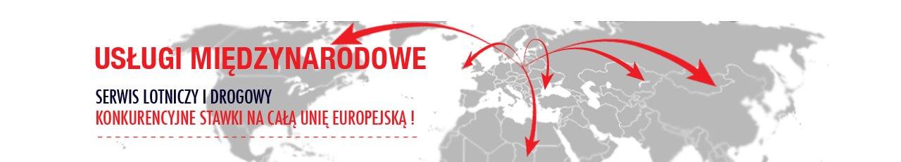 Zamów kuriera w Warszawie